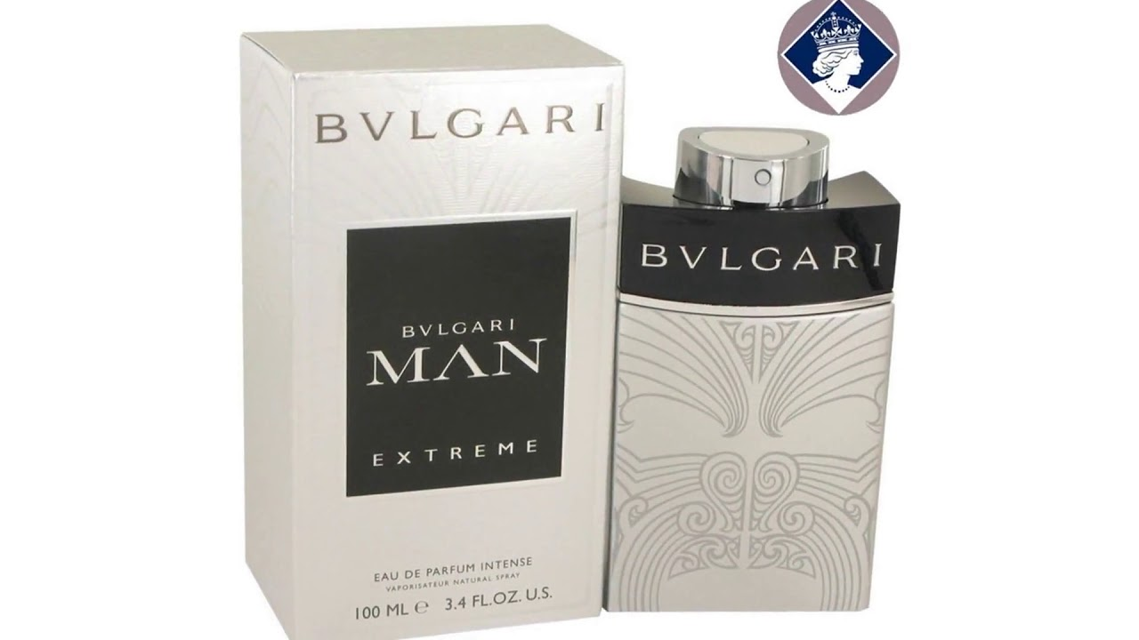 3f349525acc1e Bvlgari Man Extreme All Blacks Intense 100ml 3.4oz Eau De Parfum Intense  Spray