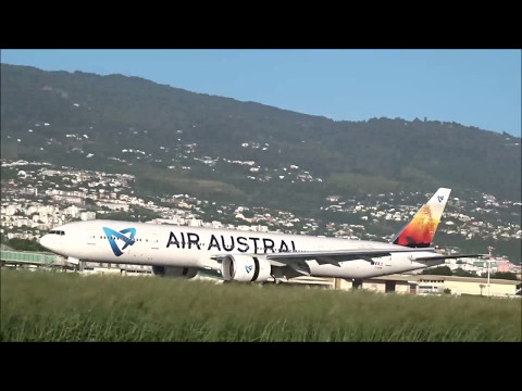 Planes Spotting @ Roland Garros Airport -RUN/FMEE #11/05/17