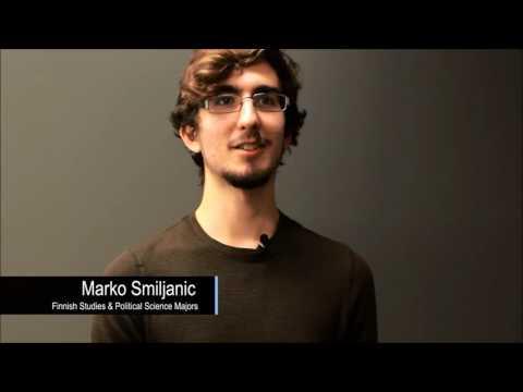 Why do I study Finnish? - Finnish Studies Program at University of Toronto