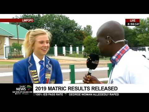 2019 Matric Results Released | Limpopo ranked 9 with 73.2%