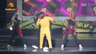 FALZ THE BAHD GUY'S ELECTRIC PERFORMANCE AT AFRIMA 2017