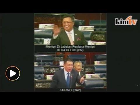 Dewab Rakyat 'panas' isu MO1 vs Guan Eng