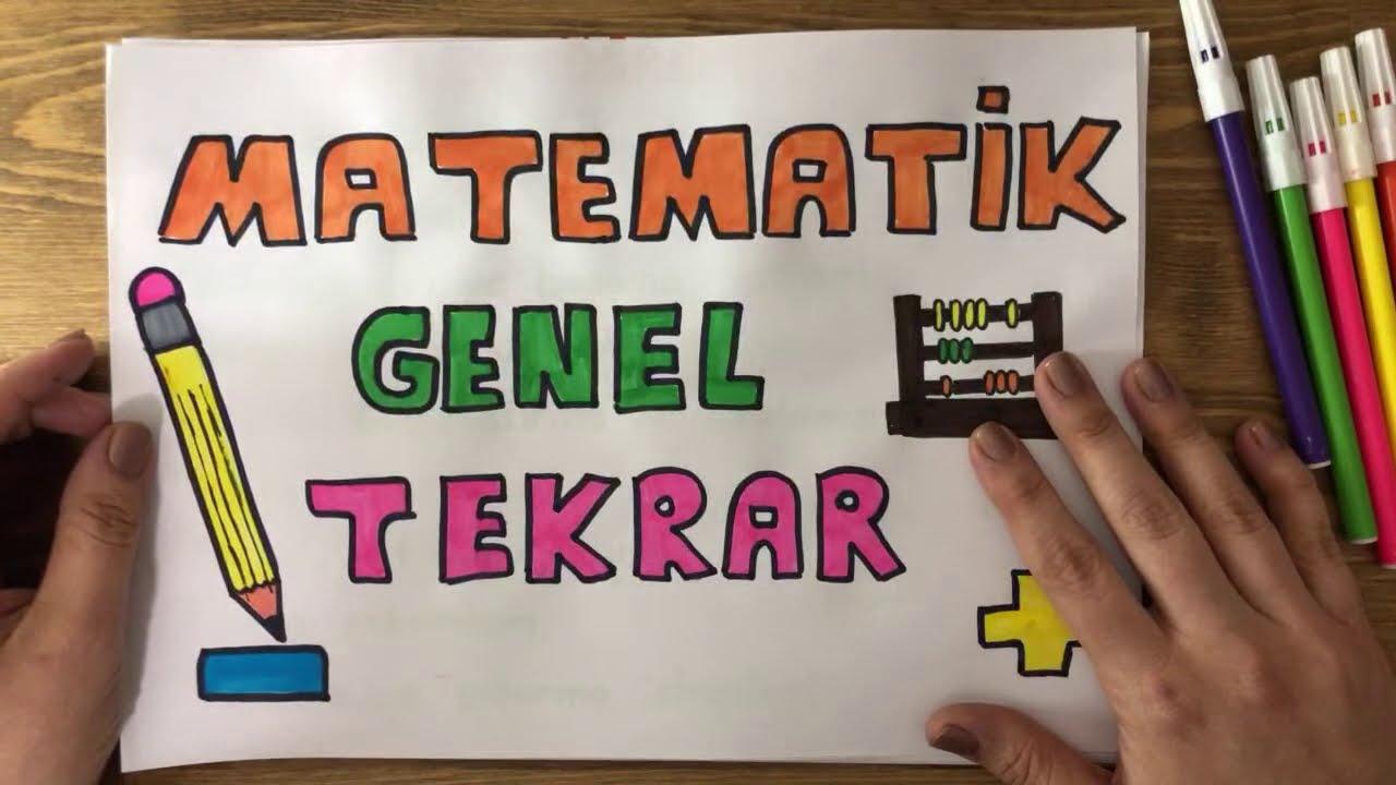3.SINIF MATEMATİK GENEL TEKRAR
