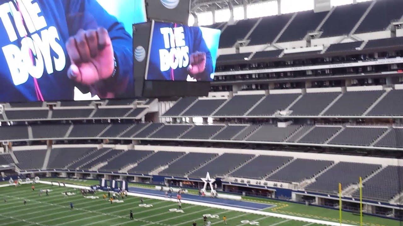 Att Stadium Seating