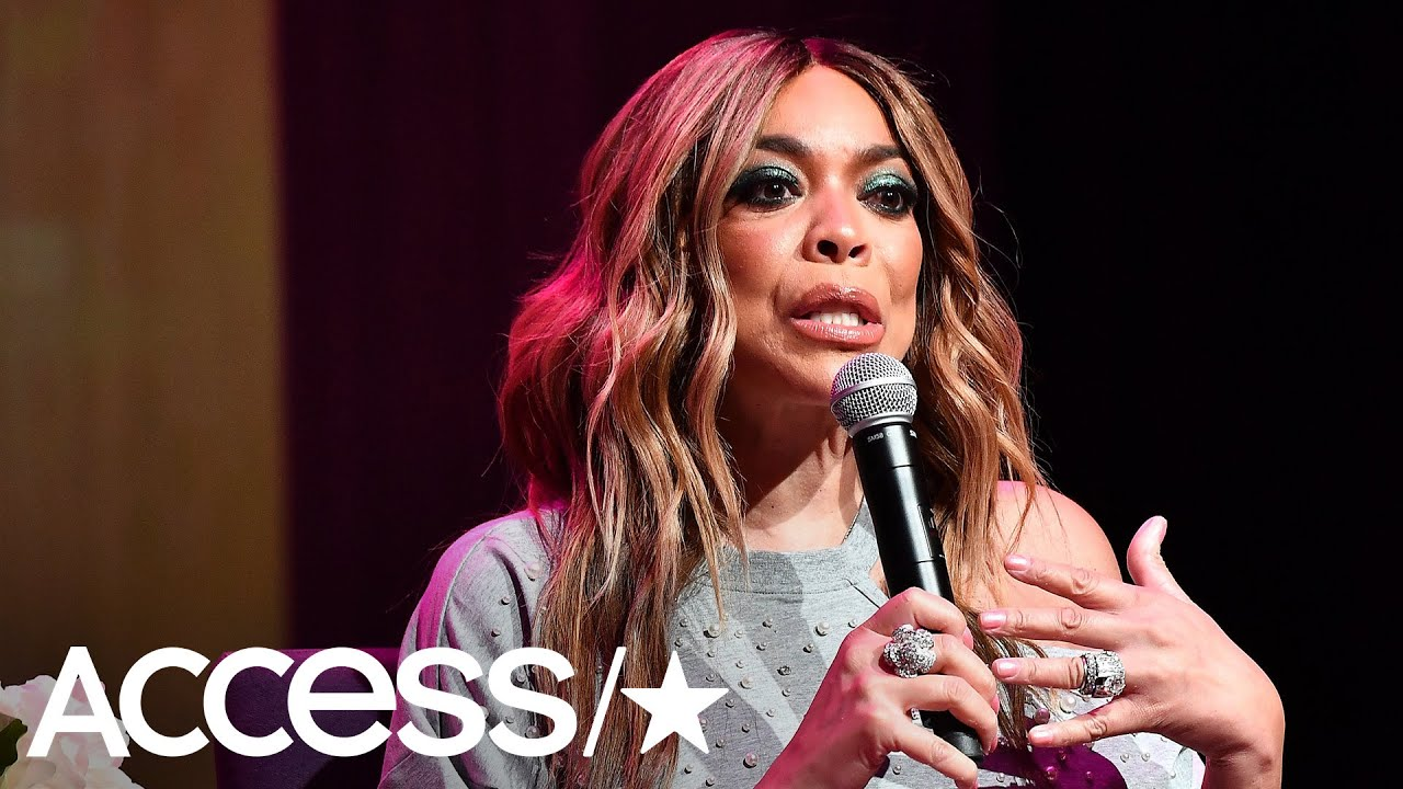 Wendy Williams files for divorce from husband of 20 years
