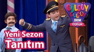 Güldüy Güldüy Show Çocuk Yeni Sezon Tanıtımı