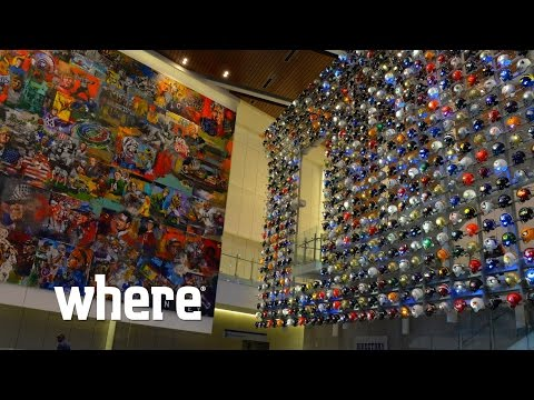Atlanta Road Trip: Touring the College Football Hall of Fame