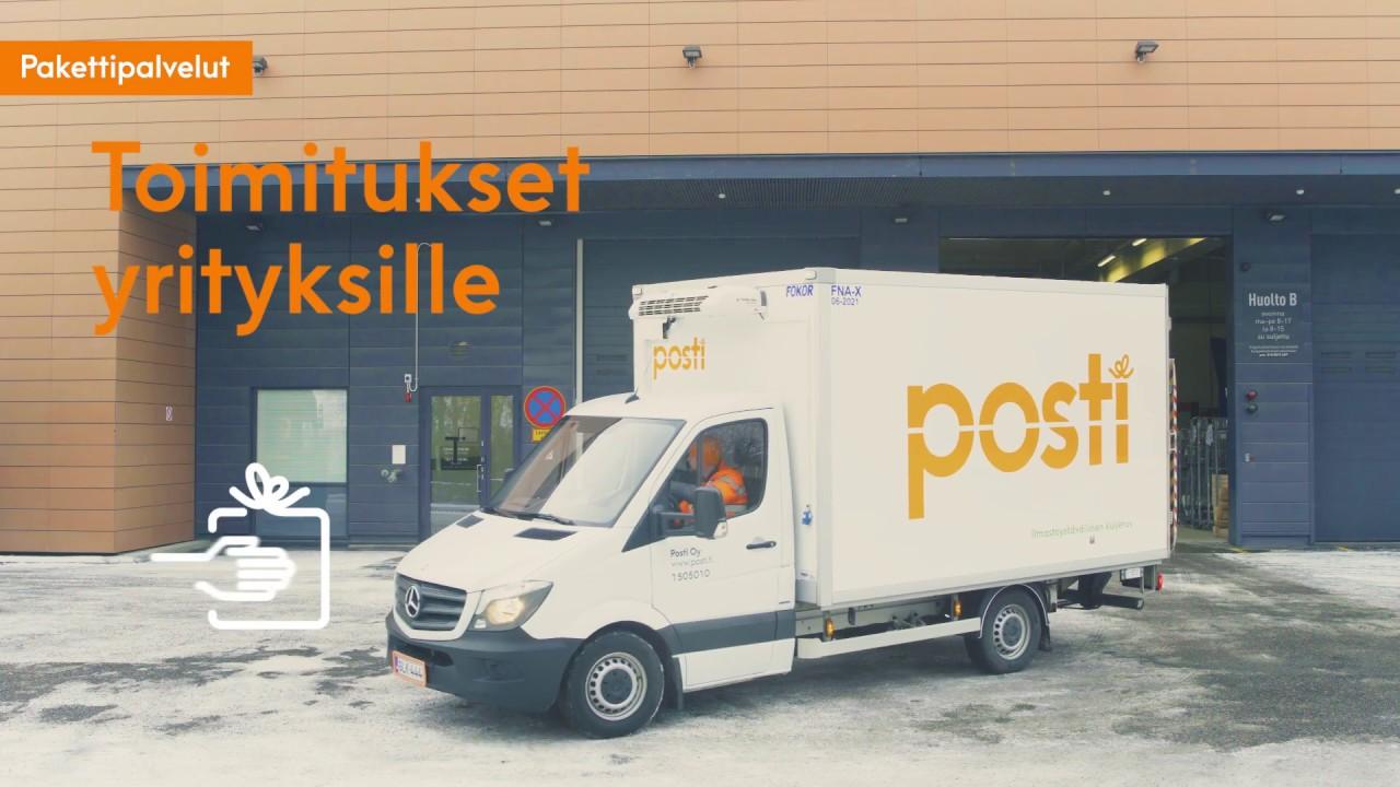 Posti Pakettipalvelut