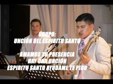 MINISTERIO RESTAURANDO VIDAS PARA CRISTO/ GRUPO UNCION DEL ESPIRITU SANTO