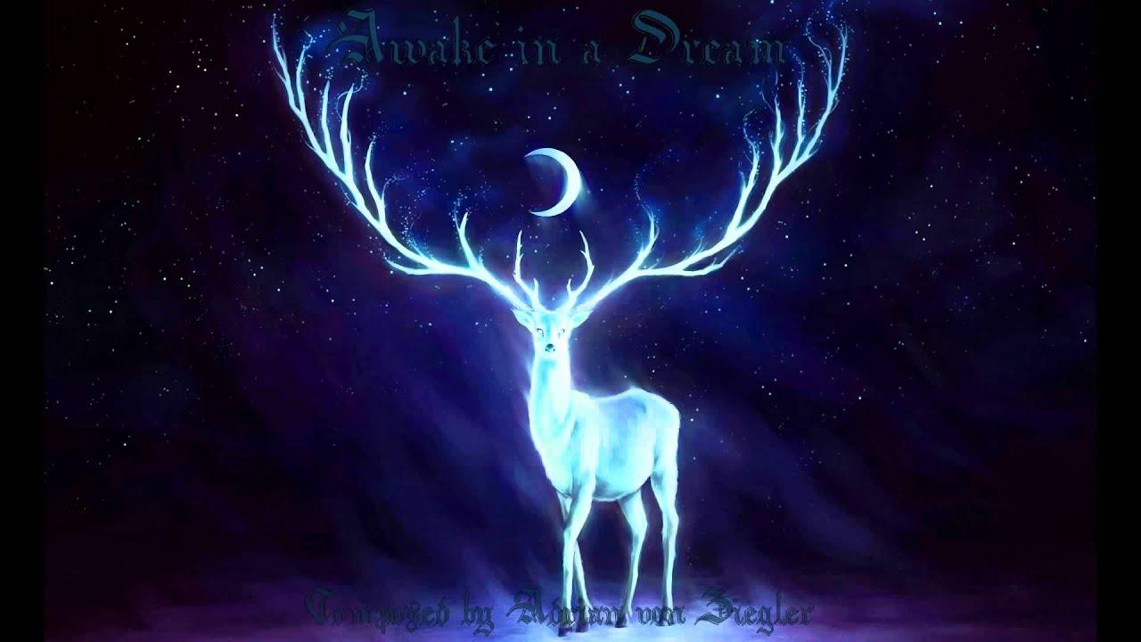 Fall Forest Wallpaper For Desktop Relaxing Fantasy Music Awake In A Dream Youtube