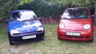 Seicento czy Matiz - co na pierwsze auto?