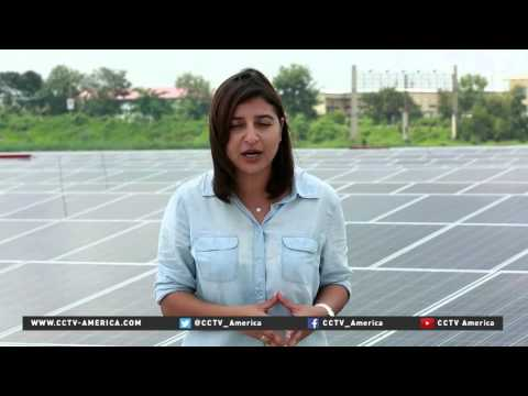 World's first solar airport is energy self-sufficient