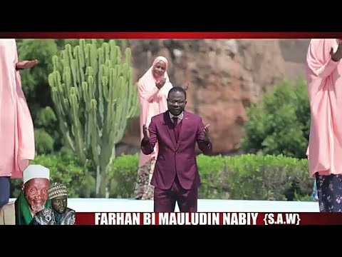 Download Sabuwar wakar tijjani gandu full video happy mauludin FARHAN BI MAULUDIN NABIY 2021