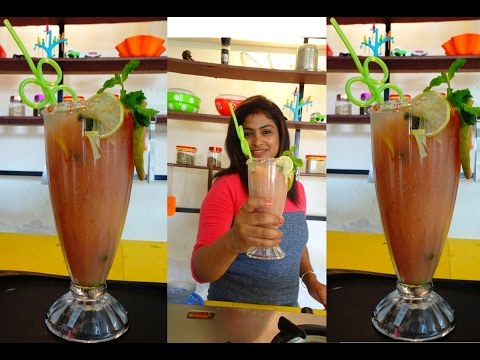 Guava Punch MOCKTAIL Drink Recipe | Summer Special | Kids Recipe