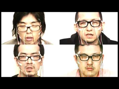 electric stimulus to face -test4 ( Daito Manabe 's friends )