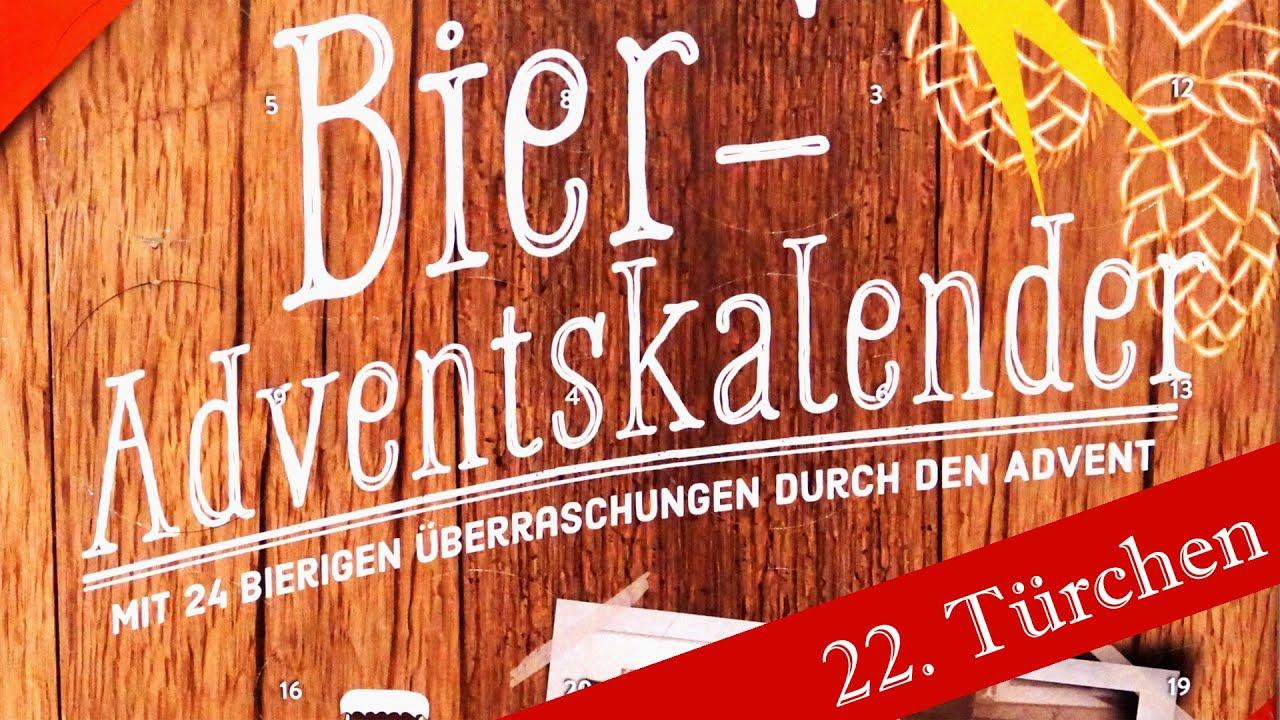 Bier Weihnachtskalender.Bier Adventskalender 22 Turchen Flotzinger Brau 1543 Hefe Weisse