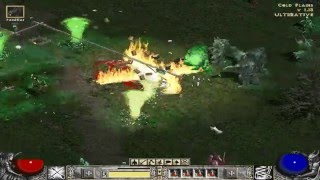 Diablo 2 LoD Median XL Ultimative XV  Часть 3 [Кровавый ворон]