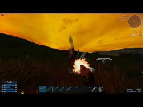 Empyrion Galactic Survival Alpha 7   pt. 2   search for coba