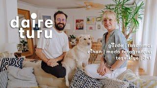 Daire Turu: Gözde ve Cihan'ın Teşvikiye'deki Renkli 3+1 Evi