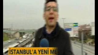 İSTANBUL 39 A YENİ METRO HATTI