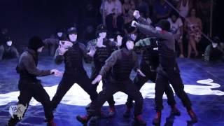 Repeat youtube video JabbaWockeez & Super Crew at Red Bull BC One 2012 Finals Rio, Brazil | YAK FILMS