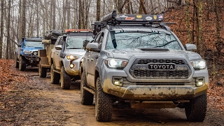 East Tennessee Overlanders - Winter Run