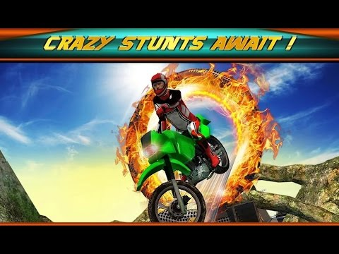 Extreme Bike Stunts 3D - Android Gameplay HD