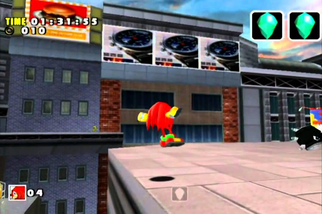 Resultado de imagen para Sonic adventure dx knuckles level