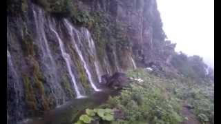 Курильские Острова - на берегу - Видео №42 - водопады(Красотища, подобного ни где ни видел...., 2015-07-21T22:51:21.000Z)