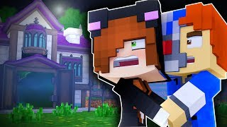 Minecraft Daycare - HAUNTED HOUSE !? (Minecraft Roleplay)