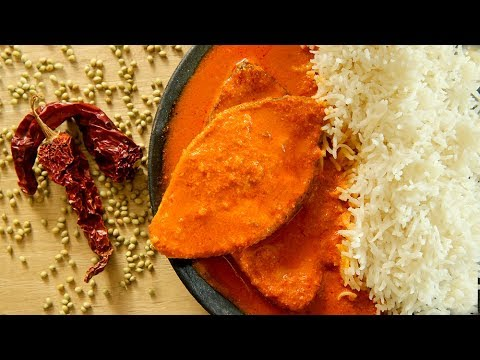 Rawas Fish Curry | Salmon Fish Curry Indian Style | COOK LIKE A BOSCH | Fish Recipes | Smita Deo