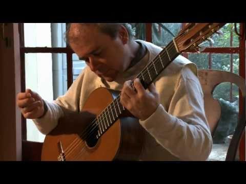 W. A. Mozart Sonata N° 11 K 331 Tema e variazioni Guitar Transcription Ganesh Del Vescovo