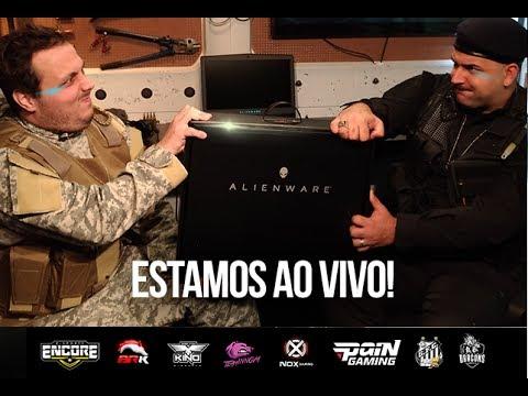 Alienware Rainbow Six Siege Tournament - Rodada #04 - Semana 4 - Dia 1