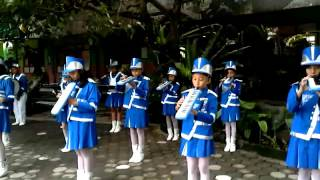Marching band SDN PERCOBAAN 1 MALANG