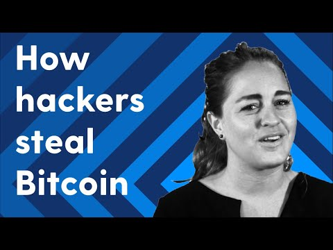 How Do Hackers Steal Bitcoins?