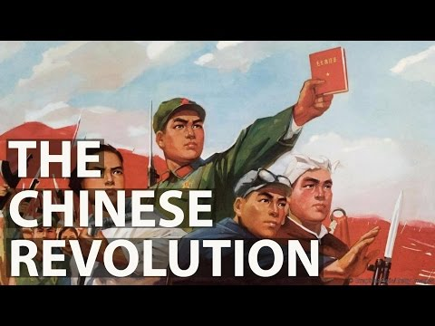 Chinese Revolution & Civil war चीनी क्रांति - World History