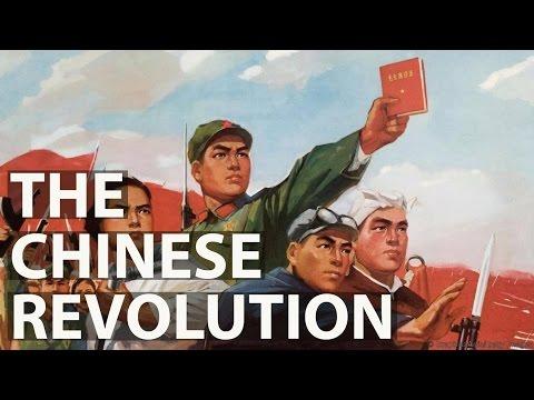 Chinese Revolution & Civil war चीनी क्रांति - World History - विश्व इतिहास - UPSC/IAS