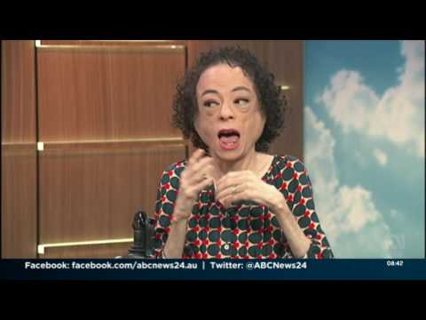 Liz Carr on ABC Mornings re Assisted Suicide The Musical