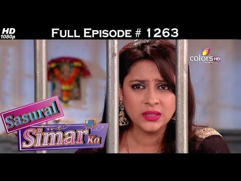 Sasural Simar Ka - 21st August 2015 - ससुराल सीमर का - Full Episode (HD)