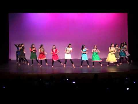 South Asian Culture Show - SACS 2013 All Girl