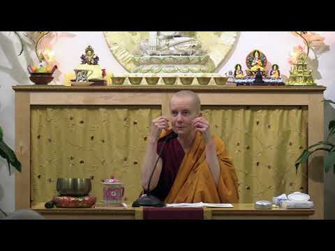 Guided Meditation on Vajrasattva with Ven Sangye Khadro 12-31-20