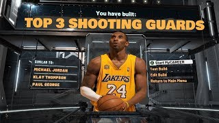 TOP 3 SHOOTING GUARD BUILDS *PATCH 10* IN NBA 2K20! MOST OVERPOWERED SHOOTING GUARD BUILDS IN 2K20!