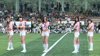 Repeat youtube video 少女時代   Oh! + Gee 2010 05 22