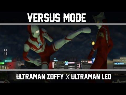 ultraman-fighting-evolution-0-|-(versus-mode)-ultraman-zoffy-🆚ultraman-leo-play-fe0-ウルトラマン