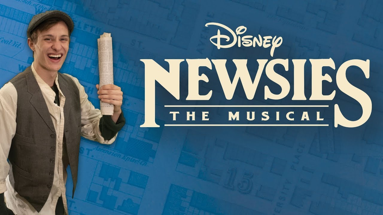 Plaza Theatre Company - Newsies The Musical