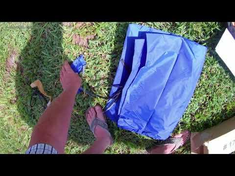 Ozark Trail 3 Person Tent Setup