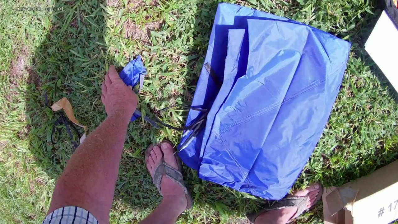 Ozark Trail 3 Person Tent Setup & Ozark Trail 3 Person Tent Setup - YouTube