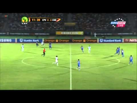 [AFCON 2015] Cape Verde vs RD Congo [Part 1]