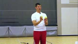 Vision Training Baseball Batting Drill