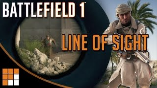 Battlefield 1: Line of Sight Custom Game Mode + Gameplay